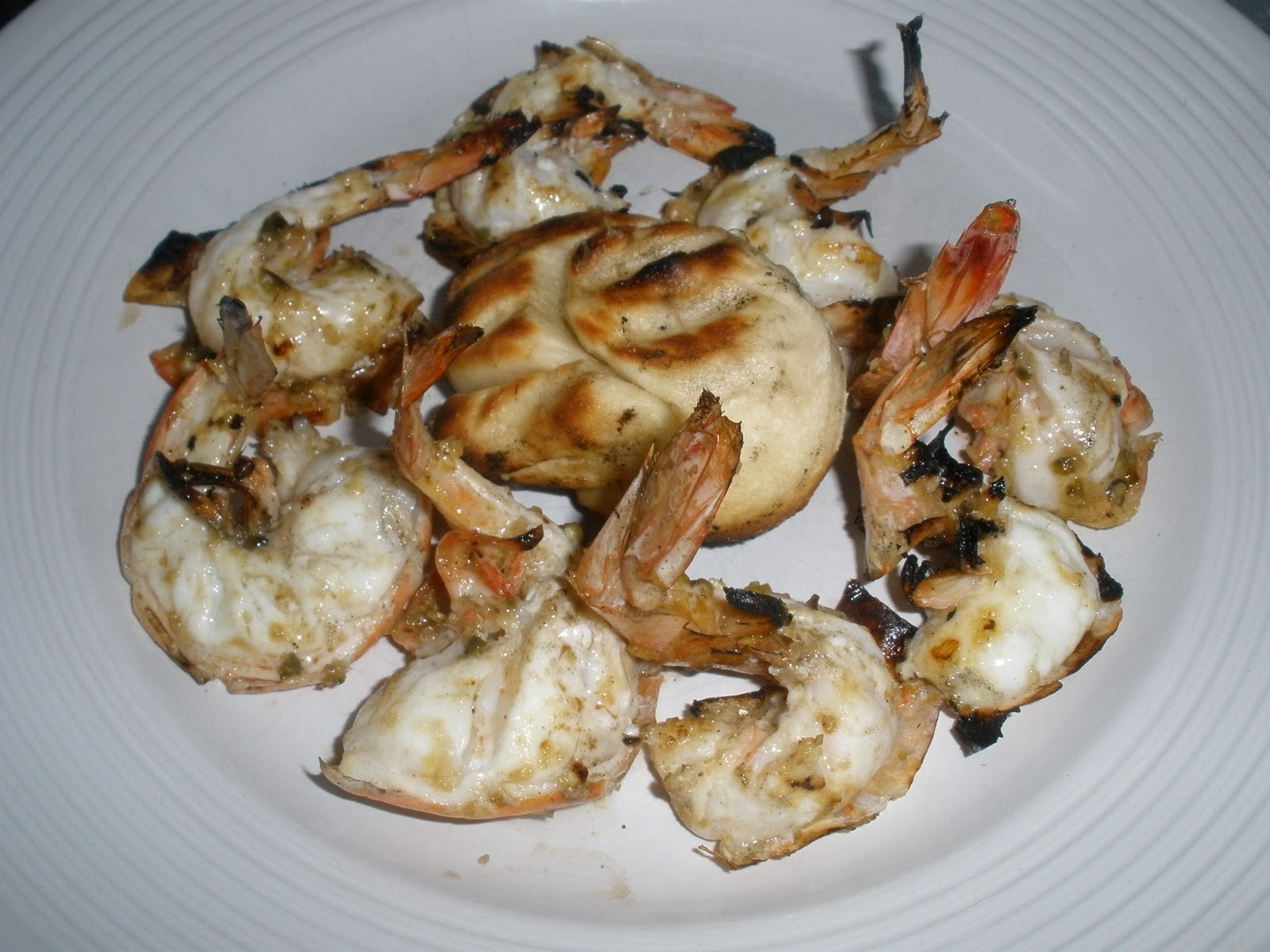 Piri-Piri Shrimp