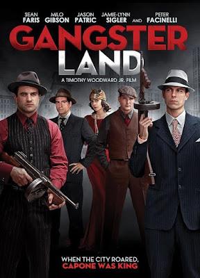 Gangster Land 2017 DVD R1 NTSC Sub