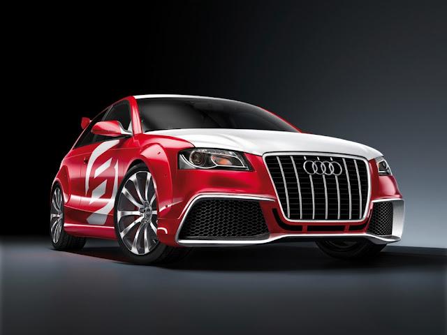 Audi A3 new image