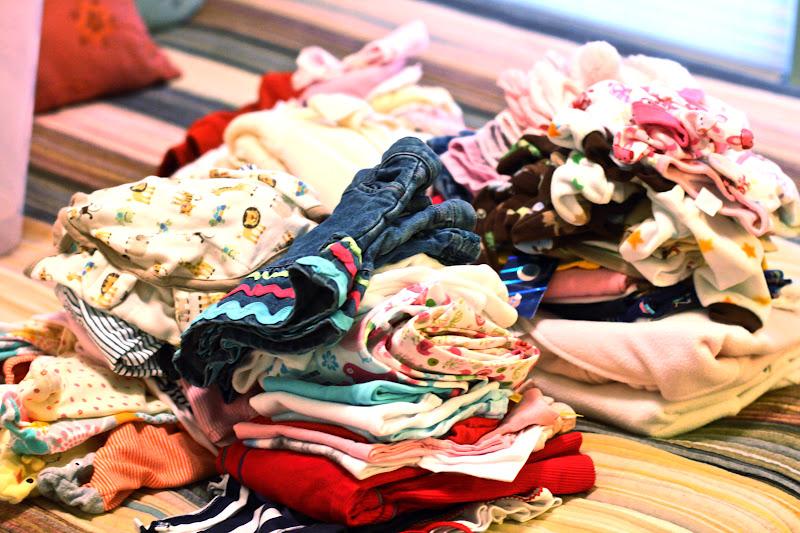 Tabu ubrań noszonych po domu