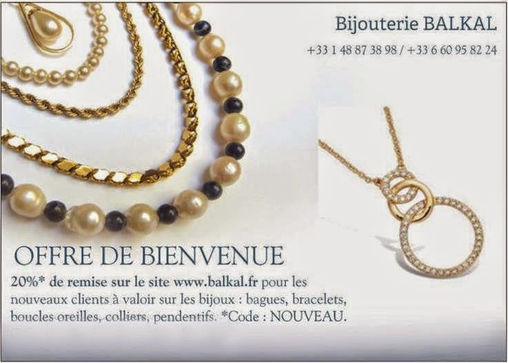 Réduction bijoux
