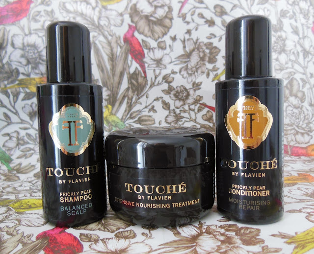 Touche by Flavien haircare