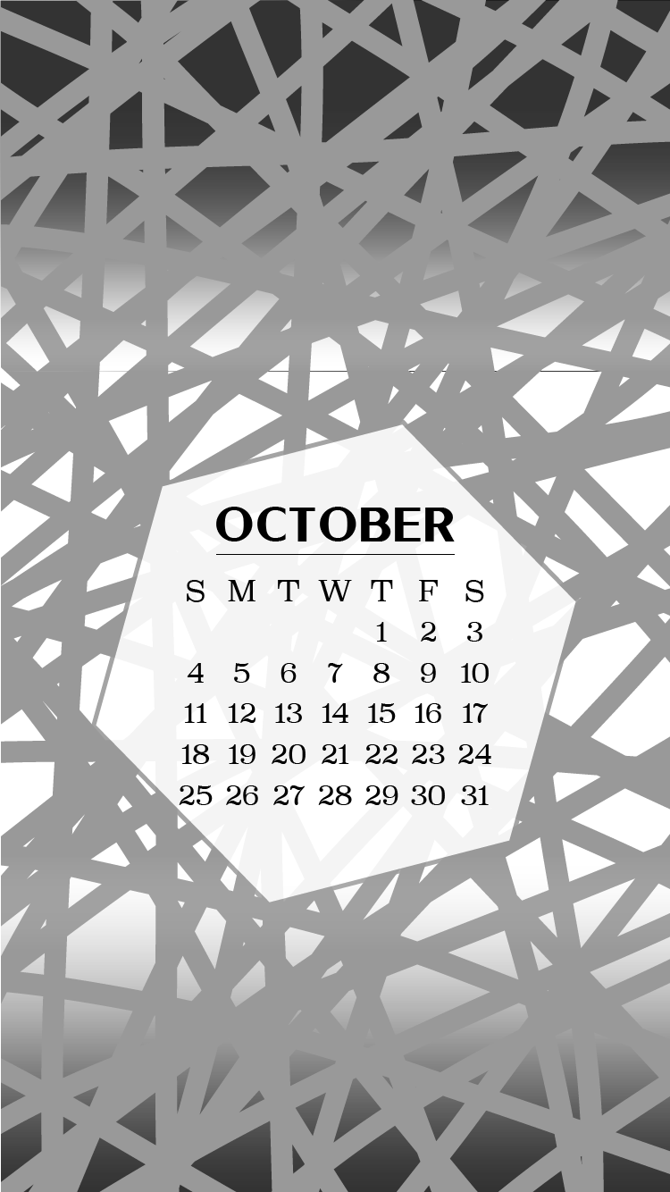October Calendar Wallpaper Iphone : October iphone wallpapers