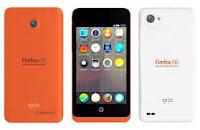 Smartphone Firefox OS Ala Mozilla Firefox