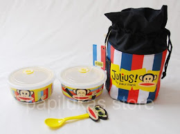 Lunch Box Keramik Set