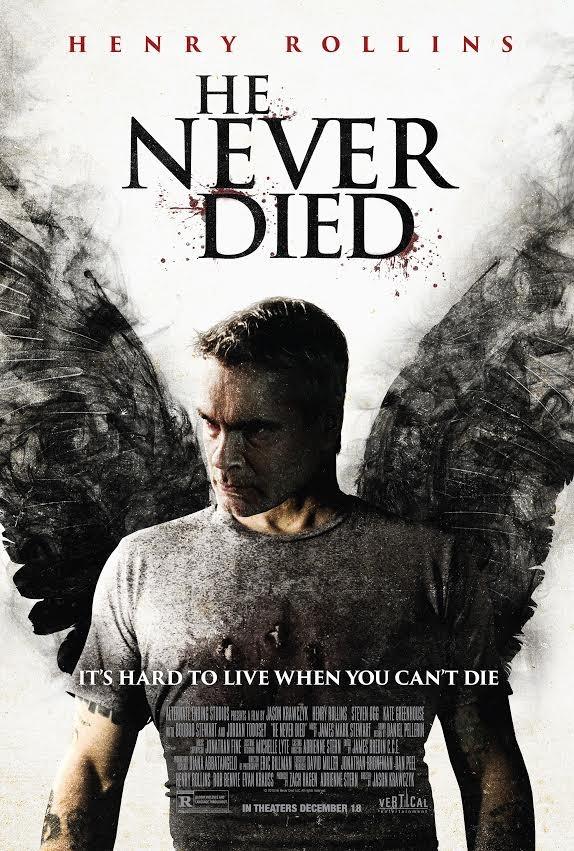 Ele Nunca Morre – Dublado (2015)