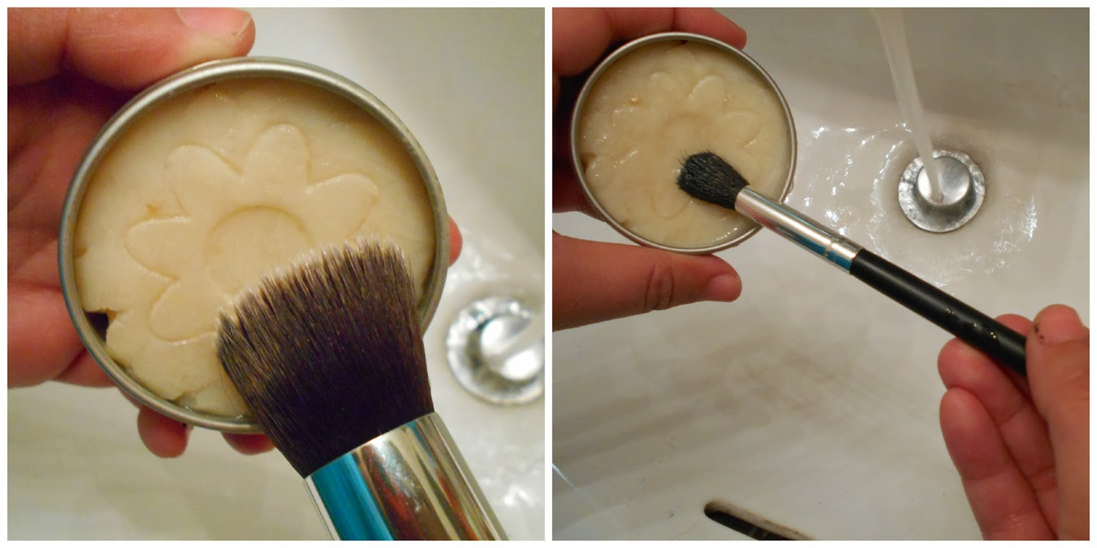 Benjabelle Daisy Brush Tree & Organic Cleansing Balm