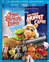 Muppet Treasure Island/The Great Muppet Caper