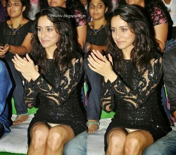 shraddha kapoor underwear panty undergarments