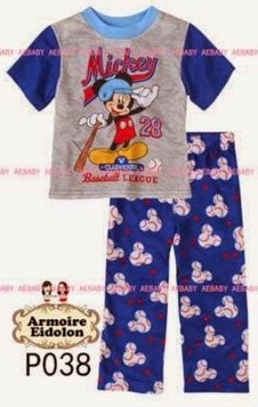 RM25 - Pyjama Mickey