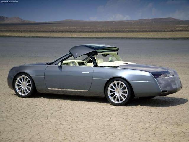 Lincoln Mark X Concept (2004)
