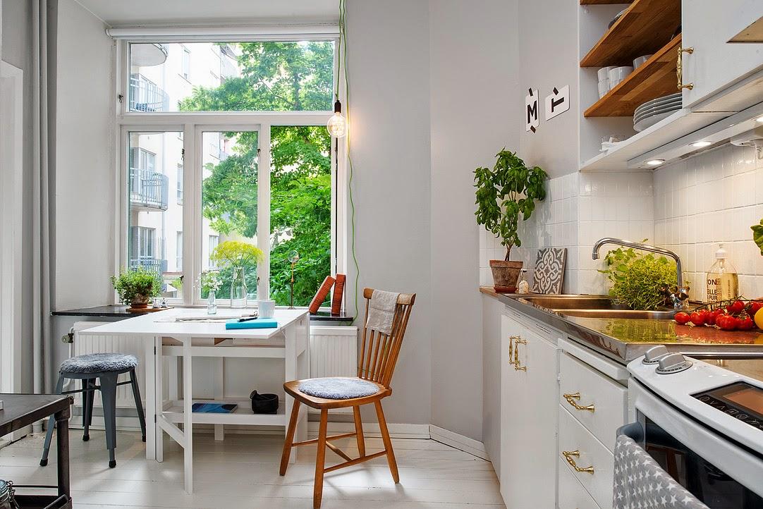 Дизайн кухни 8 кв. метров - 7 шагов и 30 реальных фото.