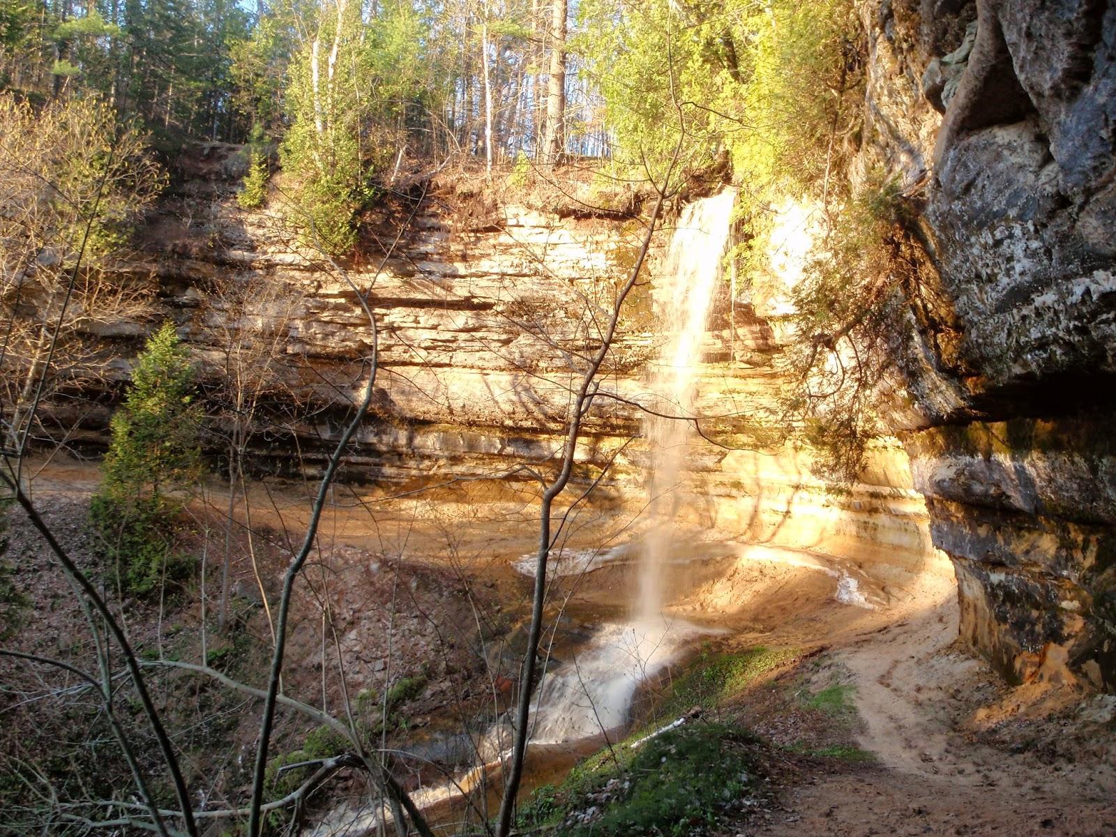 Munising Falls, Munising MI