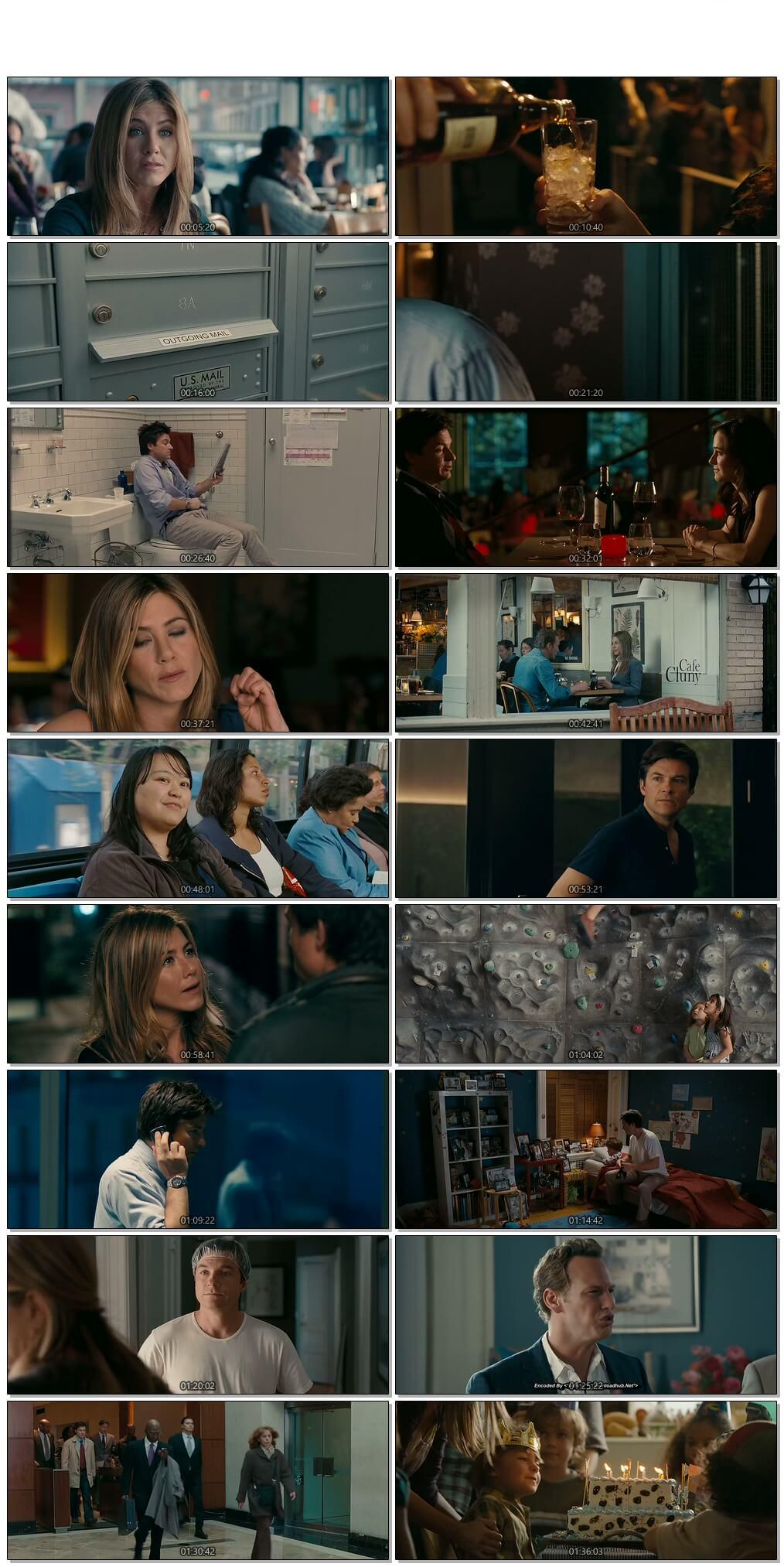 Screen Shot Of The Switch 2010 300MB Full Movie Hindi Dubbed Free Download 720P BRRip HEVC