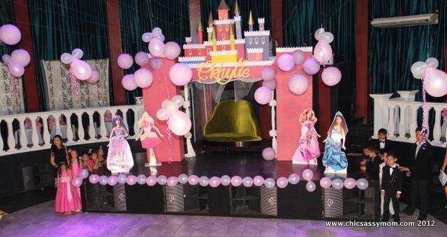 Birthday Ball A Princess Barbie Birthday Theme