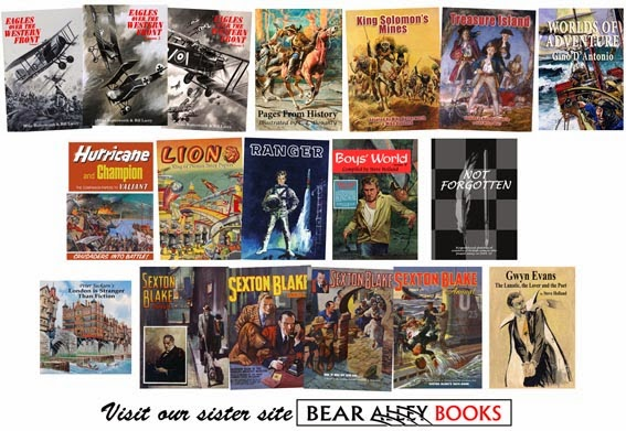 BEAR ALLEY BOOKS