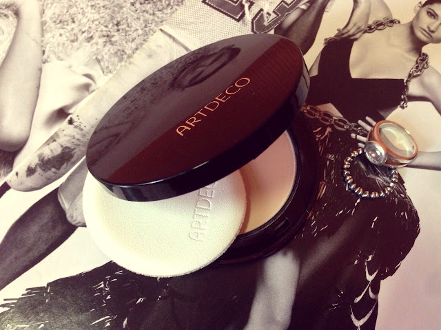 Пудра Artdeco High Definition Compact Powder. Отзыв