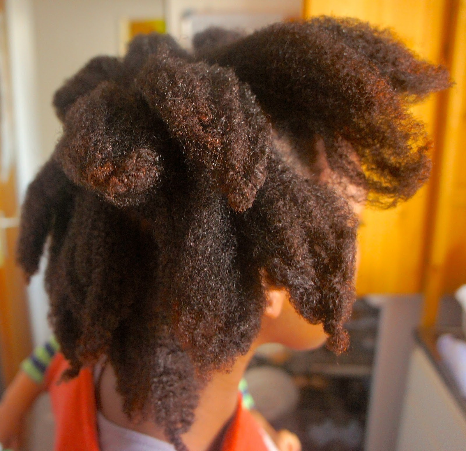 Roots 4 LiA Chunky Twist Out Afro