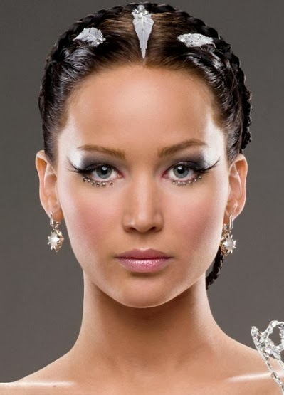 La ragazza di fuoco, hunger games Jennifer Lawrence vanity fair