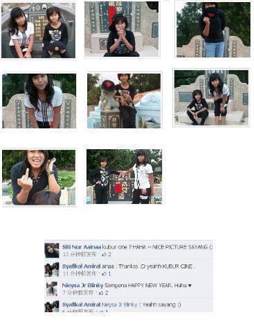 Remaja Melayu Duduk Atas Kubur Cina?