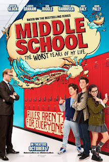 Middle School: The Worst Years of My Life (2016) 1080p