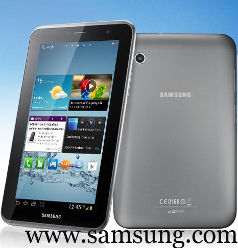 Samsung Galaxy Tab 2.7 Seharga Rp 4 jutaan