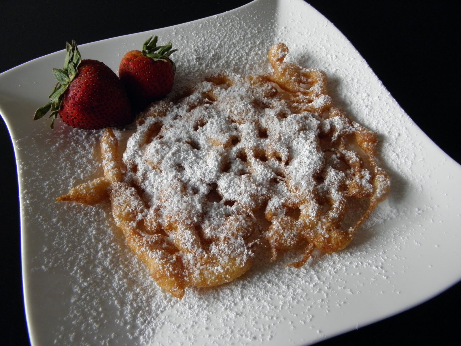 Easy Gluten Free Funnel Cake Using A Pancake Mix – Cassidy ...