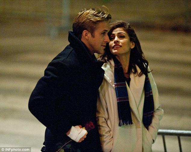 Ambrogio sarfati ryan gosling and girlfriend