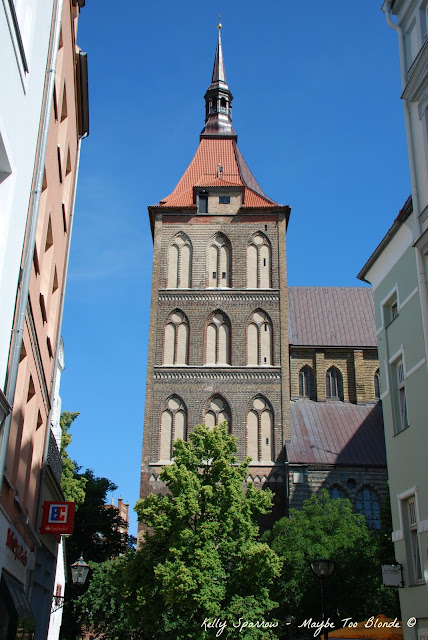 St. Mary's Church Rostock