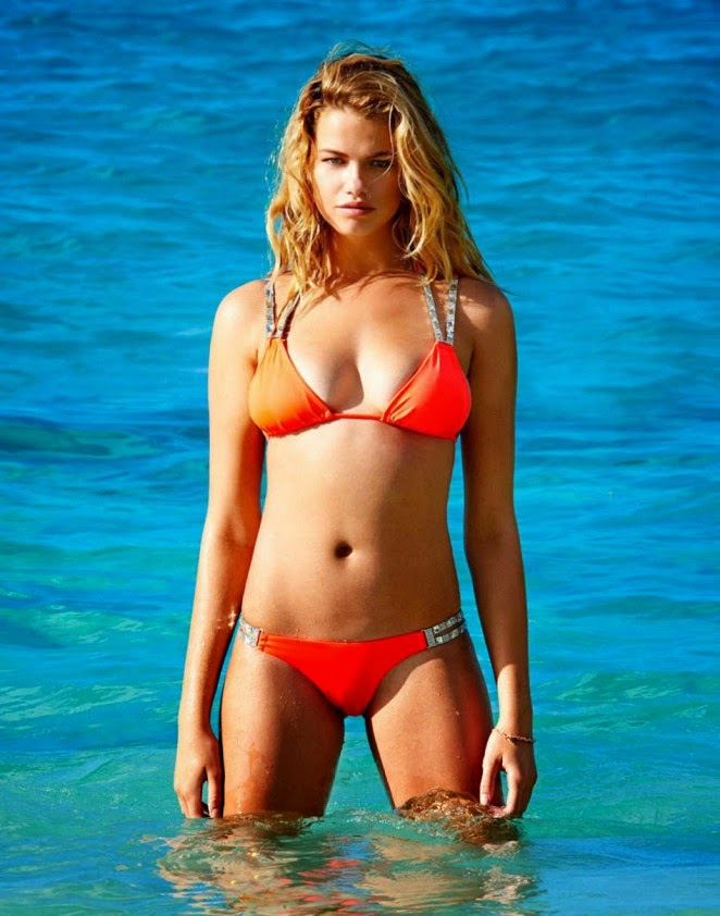Hailey Clauson – Beach Bunny Photoshoot