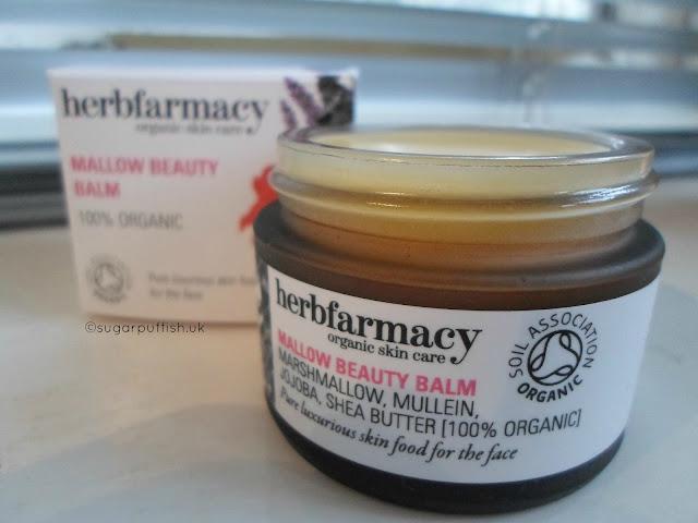 Review Herbfarmacy Mallow Beauty Balm 100% Organic