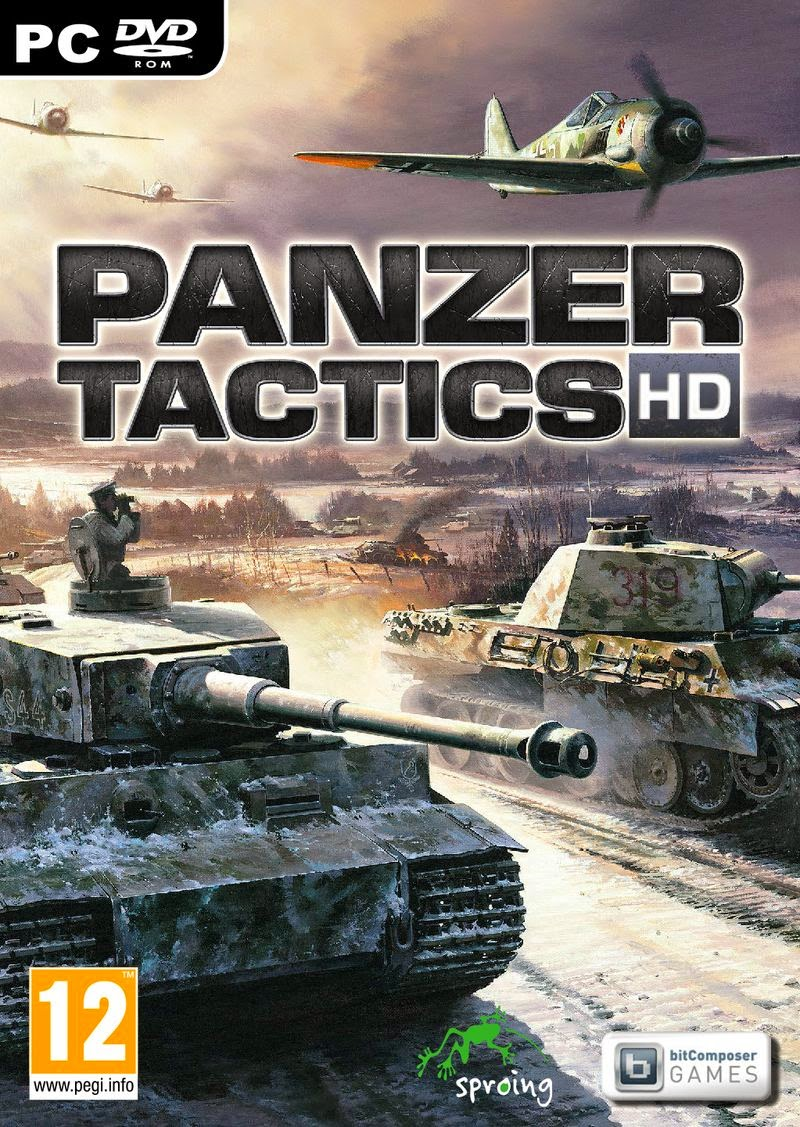 Panzer Tactics HD PC Game release