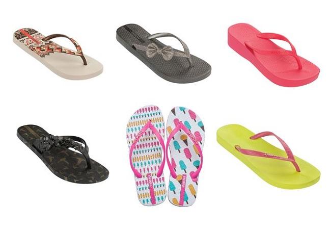 Flip Flop Brand Shoes