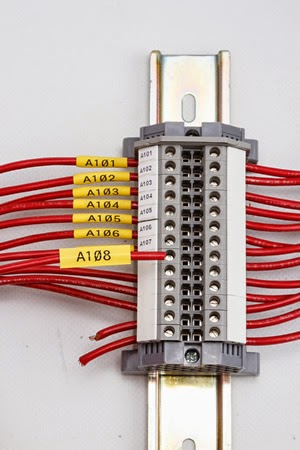Unusual Wire Identification Labels Photos - Electrical Circuit ...