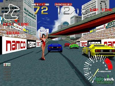 Ridge Racer 1993