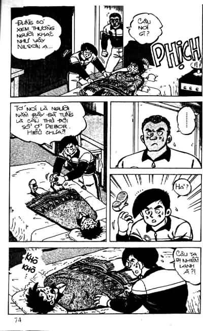 Jindodinho - Đường Dẫn Đến Khung Thành III Tập 26 page 74 Congtruyen24h