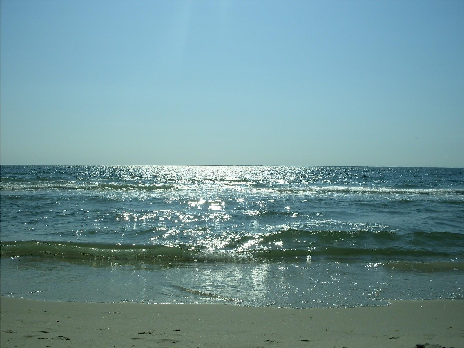 Море и не подозревает что совсем скоро