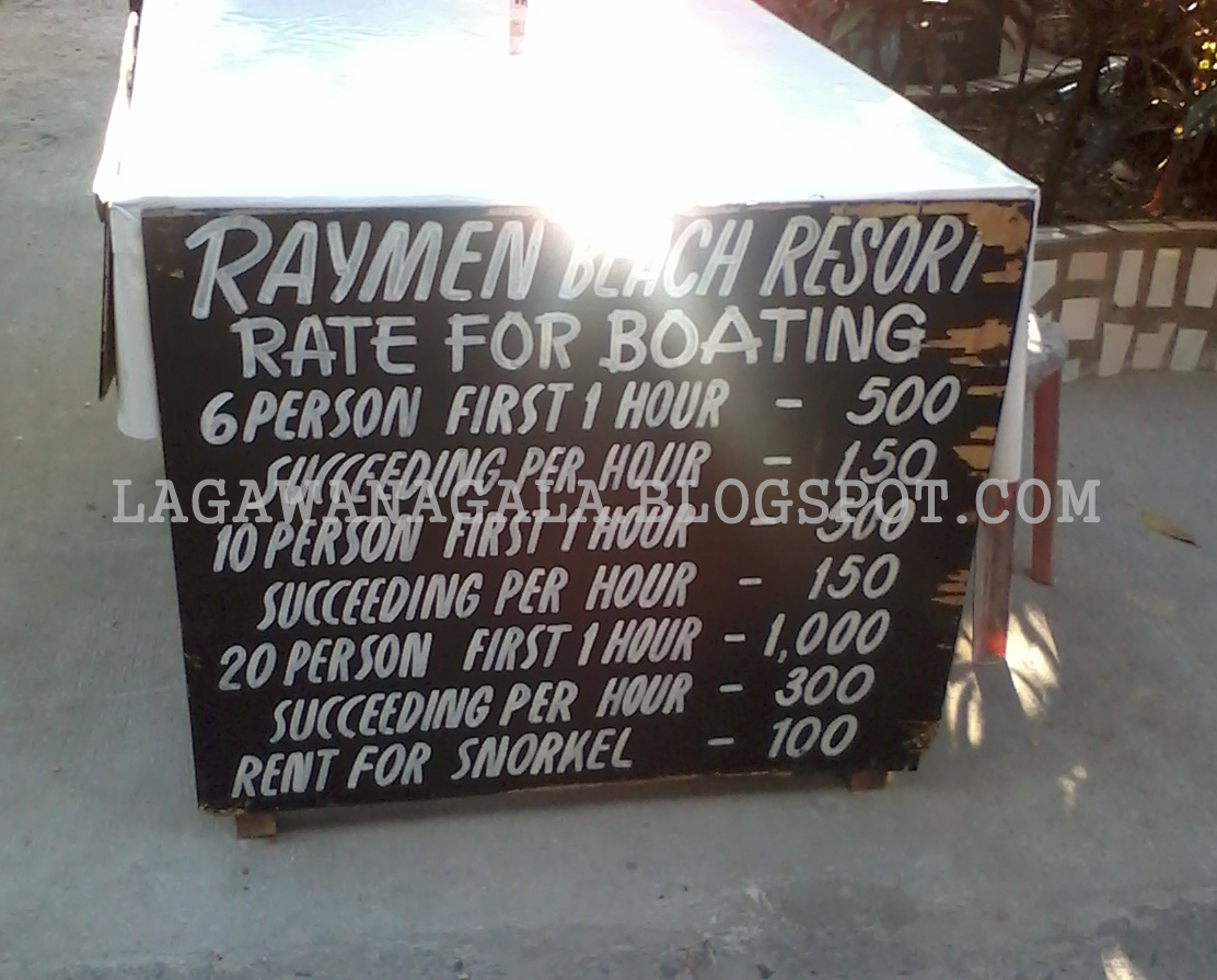 Guimaras Beach Resort Room Rates Cabaling Beach Resort