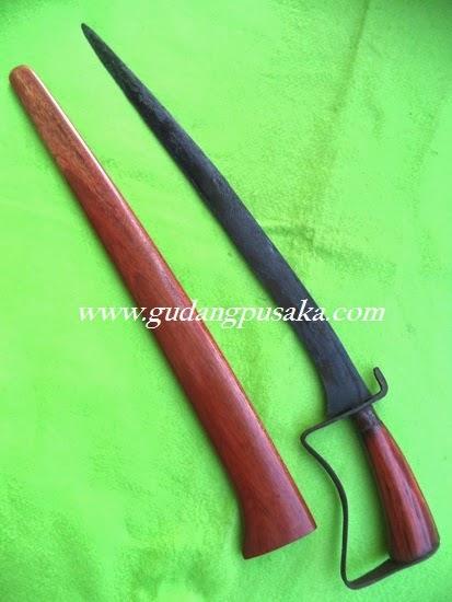 Pedang Lar Bangau Mataram