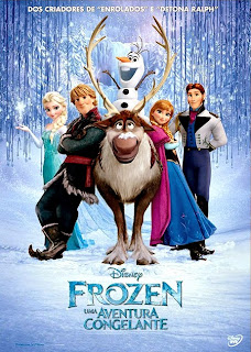 Assistir Frozen: Uma Aventura Congelante Dublado Online HD