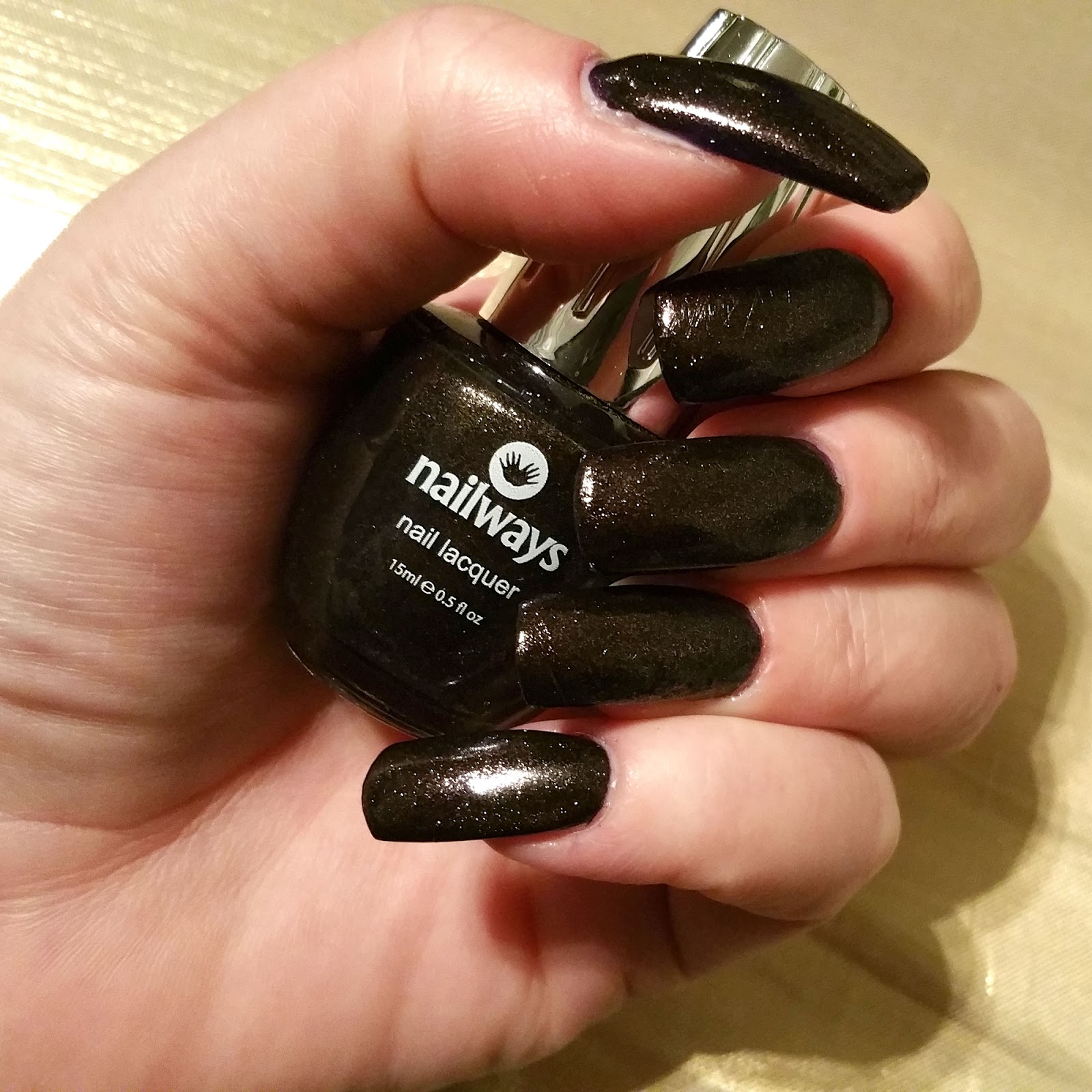 Nailways How To Make A Cool Different Xmas Nail Art