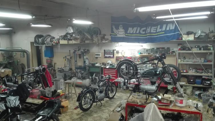 MOTORS-CREATOR - Renowacja Motocykli - Konrad Bagnowski