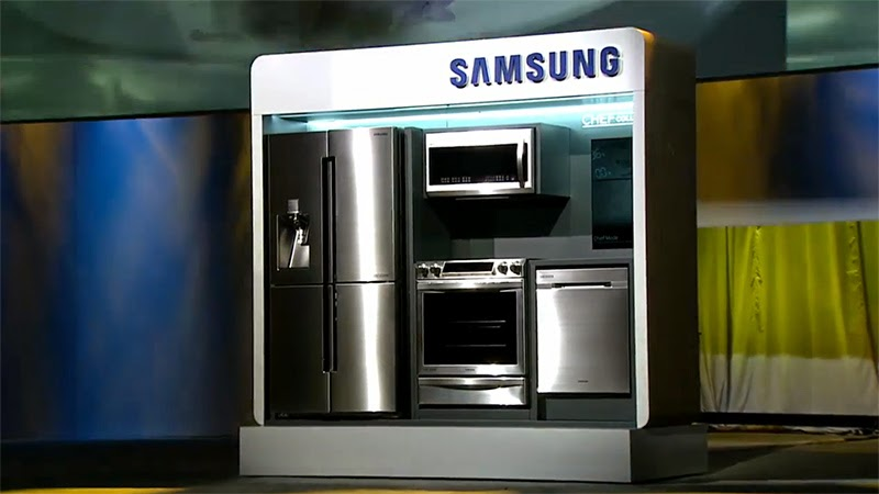 samsung conference ces 2015 Appliances