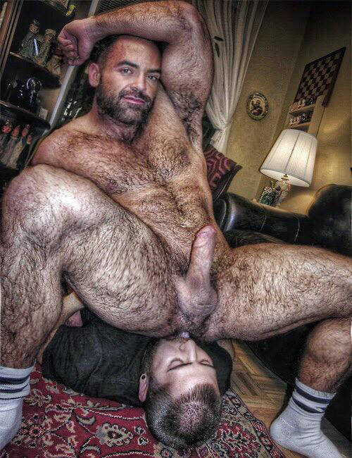 Apologise, daddy showes me his big cock