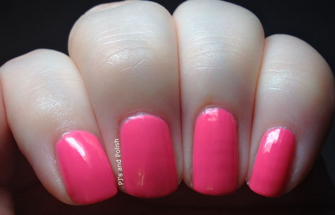 Swatch and Review China Glaze Peonies & Park City Flourish  Ave HK Girl