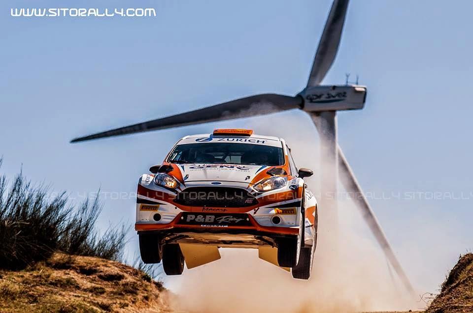 Rally Serras de Fafe(Portugal) 2015