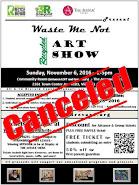 2016 Show Canceled