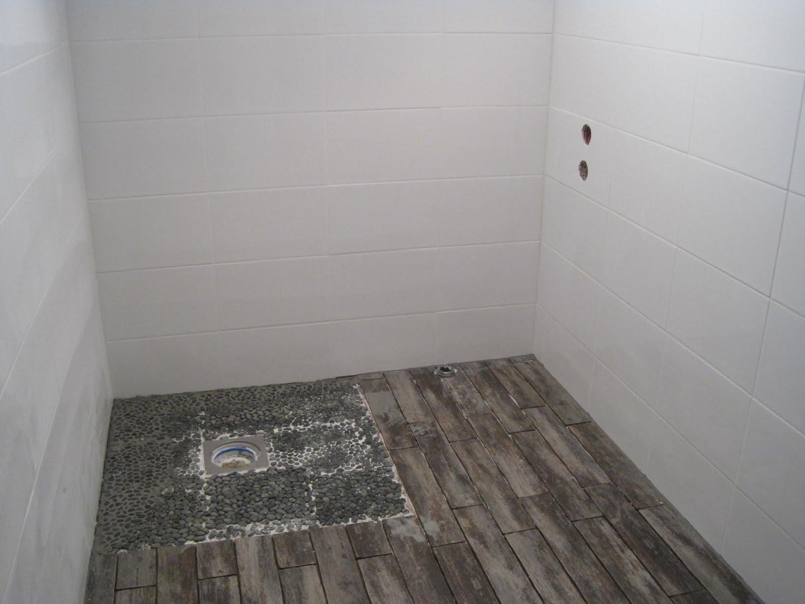 Brunkullan med mosipperötter: nästan klart för duschpremiär!