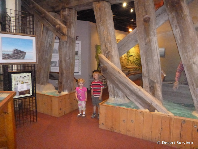 Foyer Museum Utah : Desert survivor destination utah state railroad
