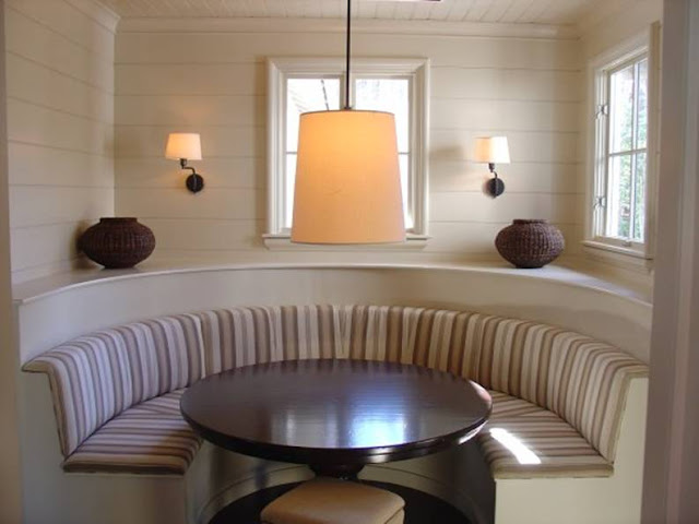 Home Dining Room Booths